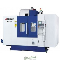 brand new atrump vertical cnc machining center M1320