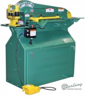 brand new piranha hydraulic ironworker P50