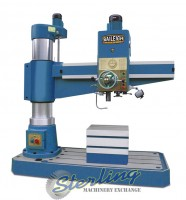 brand new baileigh radial drill RD-1600H