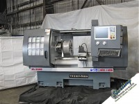brand new atrump cnc (wheel - rim) turning flat bed lathe RL-2440NC