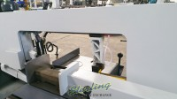 brand new hydmech manual horizontal pivot style band saw S-20