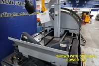brand new hydmech semi-automatic vertical mitering band saw VW-18