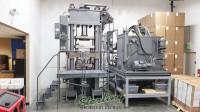 used best press hydraulic powder compacting press (up and down acting) JC-148