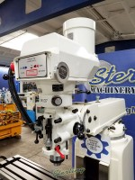 (new old stock) mighty comet vertical milling machine brand new never used 4KVHD