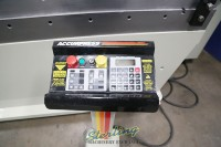 used accurpress cnc hydraulic press brake 717512