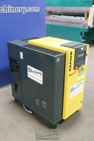 used kaeser screw air compressor, like new only 286 hours! SMT10T