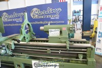 used kingston oil country engine lathe, heavy duty engine lathe with 12.5