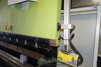 used toskar masterfab cnc hydraulic press brake
