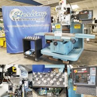 used southwestern industries prototrak smx cnc bed milling machine (2015) Trak-DPMSX5P