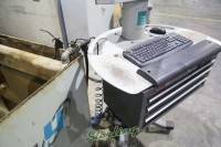 used flow 5-axis dynamic xd cnc waterjet cutting system (guaranteed by flow dealer) Mach4 4020B 044917