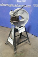 used rotex manual turret punch
