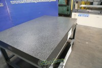 used pyramid granite surface plate Grade A