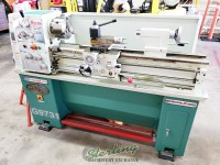 used grizzly tool room lathe with tooling G-9731