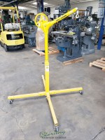 used sky hook portable steel crane lifting device 8557
