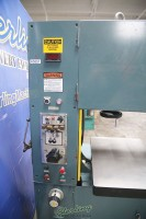 used tannewitz high speed vertical bandsaw w/ hydraulic table feed TR4012VW
