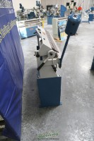 used (demo machinery) baileigh manually operated box & pan (finger) brake BB-4816E