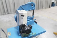 used (demo machinery) baileigh 3 wheel variable speed belt grinder BG-260-3-110