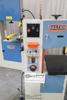 used (demo machinery) baileigh vertical band saw BSV-12