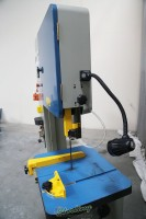 used (demo machinery) baileigh vertical band saw BSV-20VS