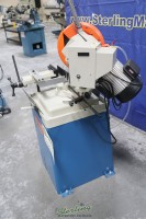 used (demo machinery) baileigh european style manually operated cold saw CS-315EU