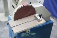 used (demo machinery) baileigh combination belt & disc grinder DBG-106