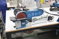 brand new baileigh combination belt & disc grinder DBG-62
