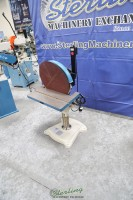 used (demo machinery) baileigh disc grinder DG-500