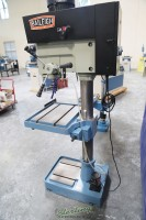 used (demo machinery) baileigh high speed inverter driven drill press DP-1250VS