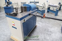used (demo machinery) baileigh horizontal press brake with touch screen nc controller HPB-45NC