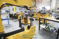 used (demo machinery) baileigh variable speed multi-function power hammer MH-19