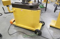 used (demo machinery) baileigh programmable rotary draw bender RDB-325