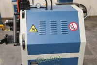 used (demo machinery) baileigh hydraulic angle roll bender R-M55H