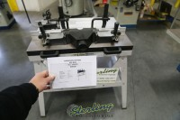 used (demo machinery) baileigh manual sliding router table RTS-3012