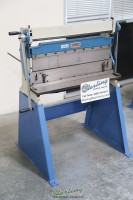brand new baileigh 3 in 1 combination shear, brake & roll SBR-3020