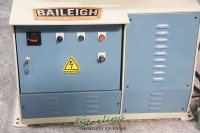 used (demo machinery) baileigh 62 ton 5 station ironworker SW-623