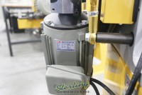 used (demo machinery) baileigh eccentric cut end mill style tube & pipe notcher TN-800