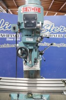 used enco vertical milling machinery with variable speed head 100-1529