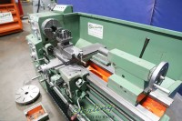 used victor engine lathe (gap bed lathe) 1640B