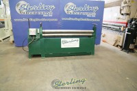 used pyramid plate roll N/A