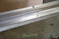 used tennsmith power shear with go-to backgauge system LM-1014