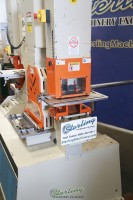 used baileigh dual operator, 5 station ironworker SW-95