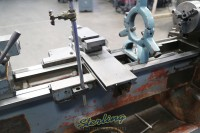 used goodway engine lathe GW- 1640
