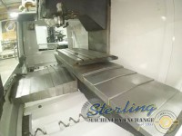 used haas vertical machining center VF-6/50