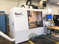 used fadal vertical machining center 4525