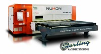brand new nukon cnc fiber laser cutting machine NF PRO VENTO 315