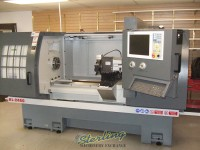 used atrump cnc lathe (low hours) super clean machine