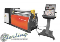 brand new comeq americor hydraulic 3 rsp plate bending roll 3-RSP 100/4