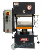 brand new dake laboratory press 44-226