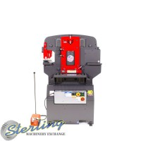 brand new edwards ironworker - 4 work stations IW40
