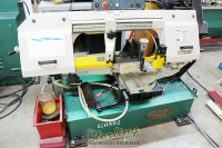 used grizzly swivel base horizontal bandsaw